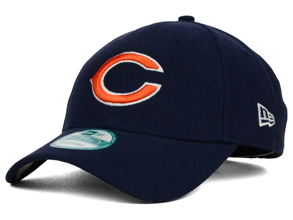 Chicago Bears New Era NFL League 9FORTY Cap  3fb4c679147