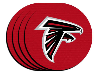 Atlanta Falcons 4-pack Neoprene Coaster Set