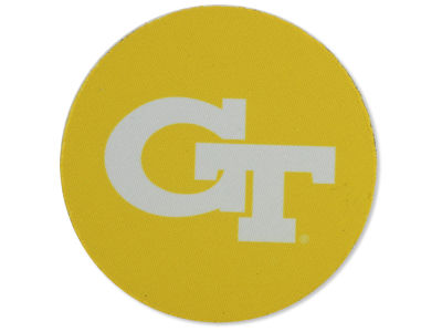 Georgia-Tech 4-pack Neoprene Coaster Set