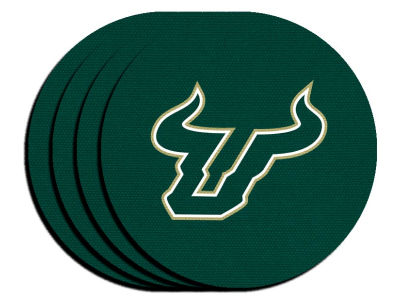 South Florida Bulls 4-pack Neoprene Coaster Set