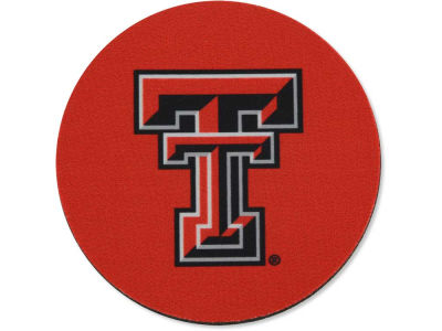 Texas Tech Red Raiders 4-pack Neoprene Coaster Set