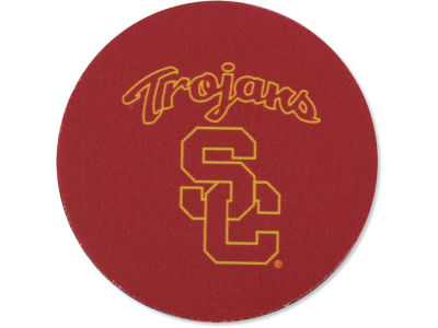 USC Trojans 4-pack Neoprene Coaster Set