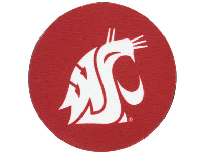 Washington State Cougars 4-pack Neoprene Coaster Set