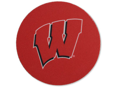 Wisconsin Badgers 4-pack Neoprene Coaster Set