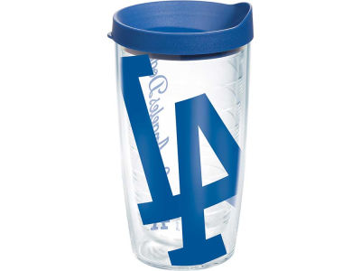 Los Angeles Dodgers Tervis 16oz. Colossal Wrap Tumbler with Lid