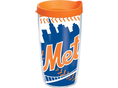 New York Mets 16oz. Colossal Wrap Tumbler with Lid