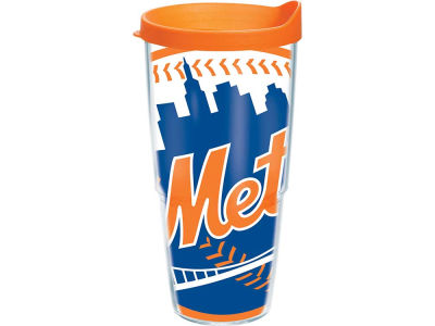 New York Mets 24oz. Colossal Wrap Tumbler