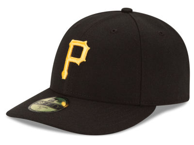 Pittsburgh Pirates New Era MLB Low Profile AC Performance 59FIFTY Cap