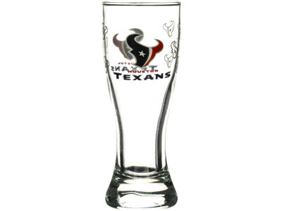 Houston Texans Satin Etch Mini Pilsner