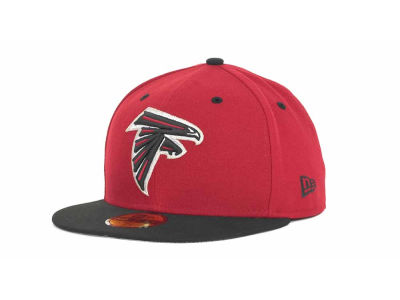 Atlanta Falcons New Era NFL 2 Tone 59FIFTY Cap
