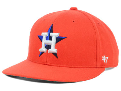Houston Astros '47 MLB '47 MVP Cap