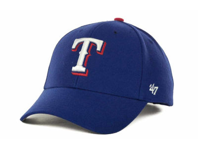 Texas Rangers '47 MLB On Field Replica '47 MVP Cap