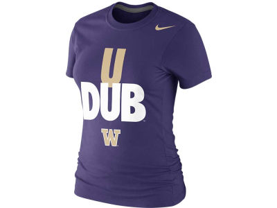 Washington Huskies Nike NCAA Womens Local T-Shirt 2013