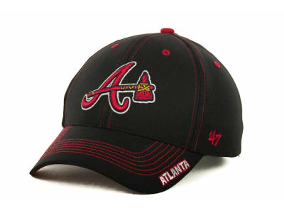 Atlanta Braves '47 MLB Dark Twig Cap