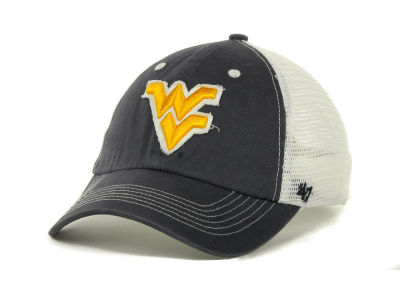 West Virginia Mountaineers '47 NCAA Blue Mountain Franchise Cap