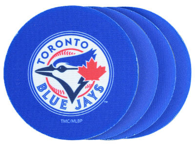 St. Louis Blues 4-pack Neoprene Coaster Set