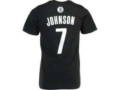 Brooklyn Nets Joe Johnson adidas NBA Men's Player T-Shirt