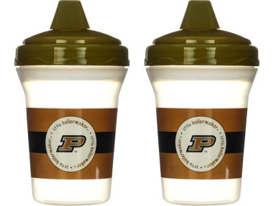 Purdue Boilermakers 2-pack Sippy Cup Set