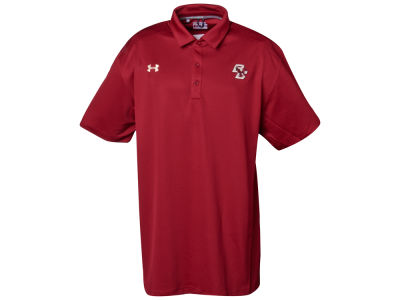 Boston College Eagles Under Armour NCAA Men's Sideline Polo Shirt 2013