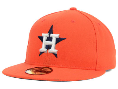 Houston Astros New Era MLB XP Authentic Collection 59FIFTY Cap