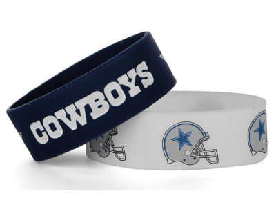 Dallas Cowboys 2-pack Wide Bracelet