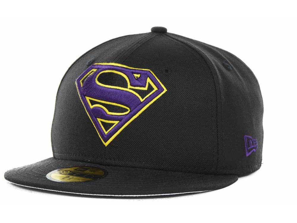 Spiderman New Era Superman 59FIFTY Cap  e077ec8cab2