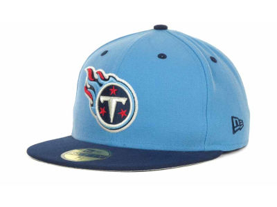 Tennessee Titans New Era NFL 2 Tone 59FIFTY Cap