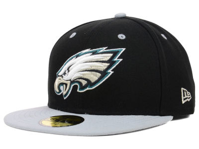 Philadelphia Eagles New Era NFL 2 Tone 59FIFTY Cap
