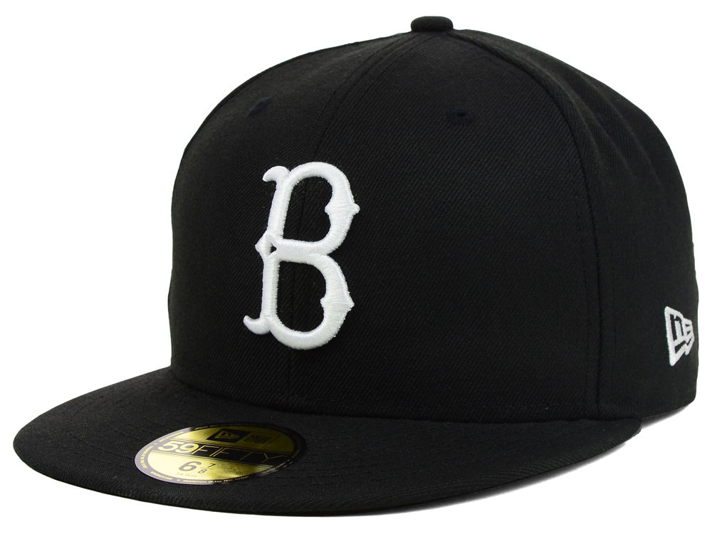 ba8c2756f33 Brooklyn Dodgers New Era MLB B-Dub 59FIFTY Cap