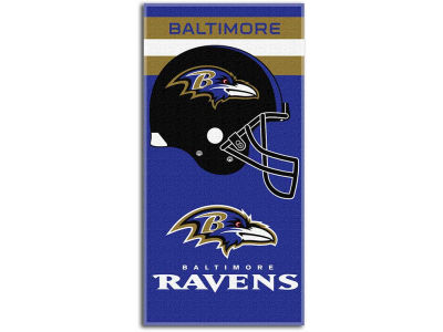Baltimore Ravens NFL-Double Covered Beach Towel