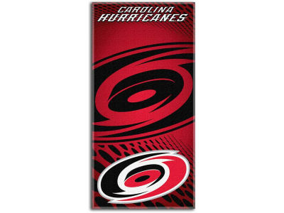 Carolina Hurricanes Beach Towel Emblem