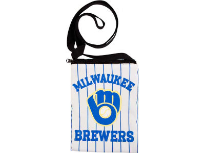 Milwaukee Brewers MLB Game Day Purse