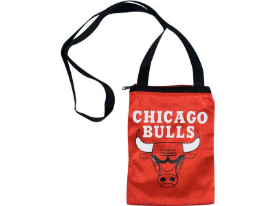 Chicago Bulls NBA Game Day Purse
