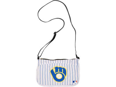 Milwaukee Brewers MLB Jersey Mini Purse