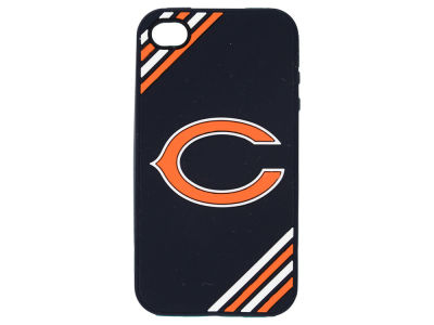 Chicago Bears NFL Logo Silicone iPhone 4/4S Case