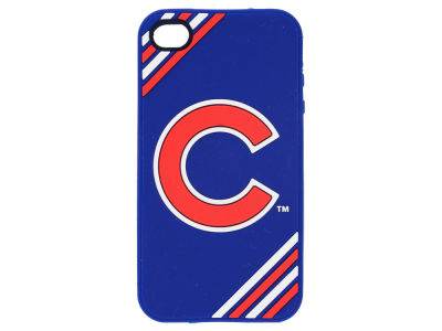 Chicago Cubs IPhone 4 Case Silicone Logo