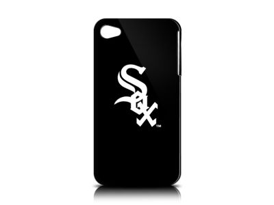 Chicago White Sox MLB iPhone 4 Case: Silicone Cover