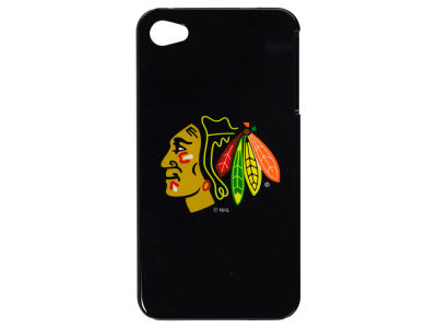 Chicago Blackhawks NHL iPhone 4 Case Black Shell