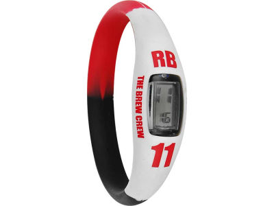 Chicago Bulls NBA Silicone Sports Watch