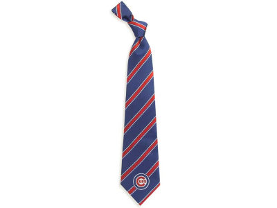 Chicago Cubs Necktie Woven Poly 1