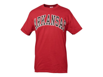 Arkansas Razorbacks NCAA 2 for $25  NCAA Bold Arch T-Shirt