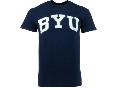 Brigham Young Cougars NCAA 2 for $25  NCAA Bold Arch T-Shirt