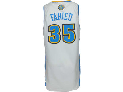 Denver Nuggets Kenneth Faried adidas NBA Revolution 30 Swingman Jersey
