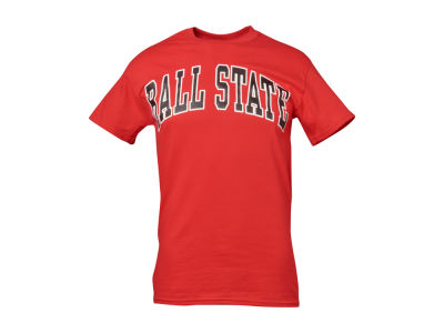 Ball State Cardinals NCAA 2 for $25  NCAA Bold Arch T-Shirt
