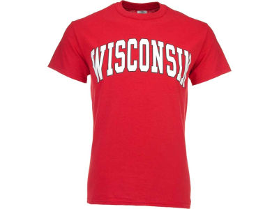 Wisconsin Badgers NCAA 2 for $25  NCAA Bold Arch T-Shirt