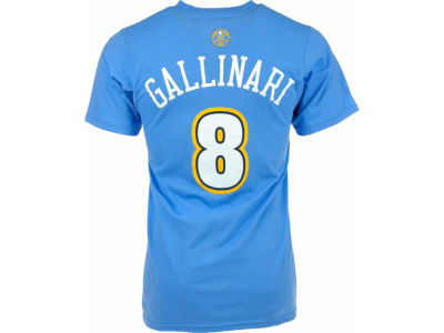 Denver Nuggets Danilo Gallinari adidas NBA Men's Player T-Shirt