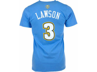 Denver Nuggets Ty Lawson adidas NBA Men's Player T-Shirt