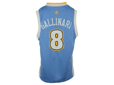 Denver Nuggets Danilo Gallinari Youth NBA Revolution 30 Jersey