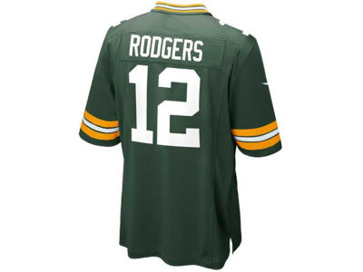 Green Bay Packers Aaron Rodgers Nike NFL Game Replica Nike Jersey