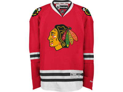 Chicago Blackhawks Reebok NHL Premier Player Jersey